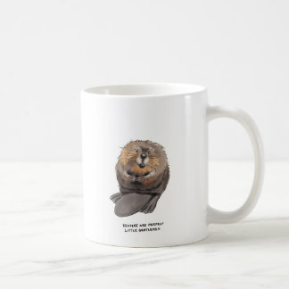Mug baliverne de castor