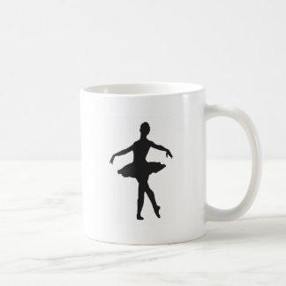 Mug Ballerine - danseur classique