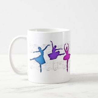 Mug Ballerines de jour de ballet