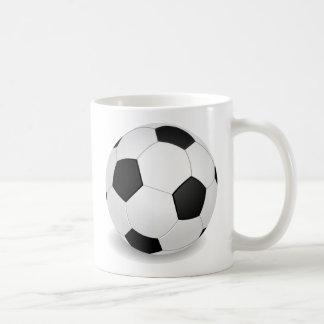 Mug ballon de football 3D