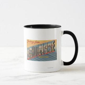 Mug Baltimore, le Maryland - grandes scènes 2 de
