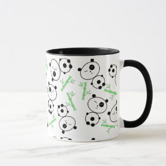 Mug Bambou et pandas