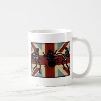 Mug Bande britannique, groupe de rock, trio anglais