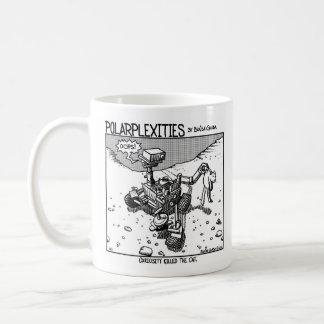 Mug Bande de bande dessinée de Polarplexities