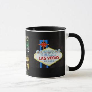 Mug Bande de Las Vegas et souvenir de signe