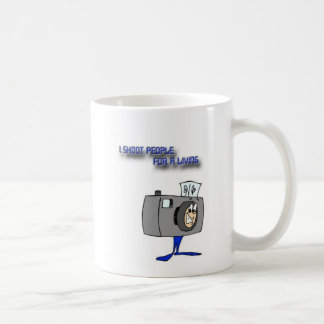 Mug bande dessinée 1 d'appareil-photo