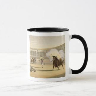 Mug Banderillas de Fuego, 1865 (litho de couleur)