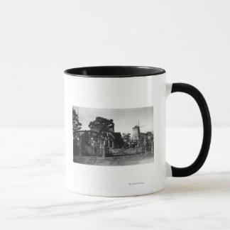 Mug Bandon, parc automatique à la maison de l'Orégon