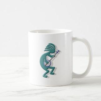 Mug Banjo de Kokopelli