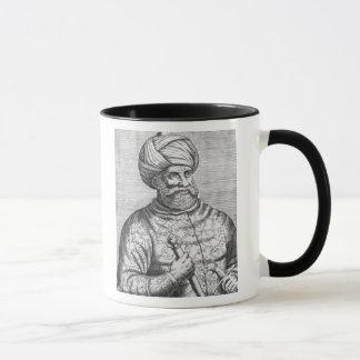 Mug Barbarossa, illustration d'André Thevet