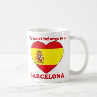 Mug Barcelone