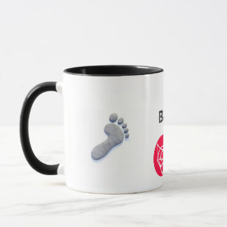 Mug Barefoot Friends