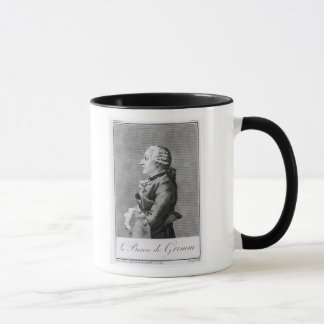Mug Baron Friedrich Melchior Grimm