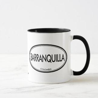 Mug Barranquilla, Colombie