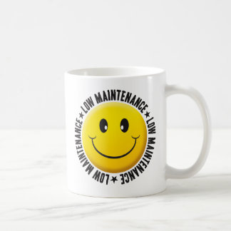 Mug Bas smiley d'entretien