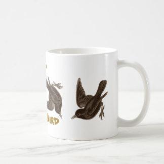 Mug Basculement de l'oiseau