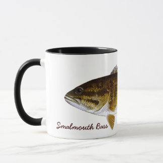 MUG BASSE DE SMALLMOUTH