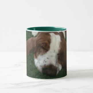 Mug Basset de sommeil de Mr.Sully