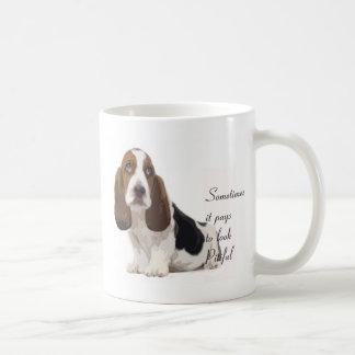 Mug Basset Hound