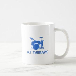 Mug Bat du tambour de ma thérapie