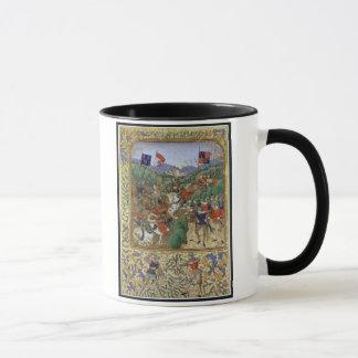 Mug Bataille d'Agincourt, le 25 octobre 1415 (la