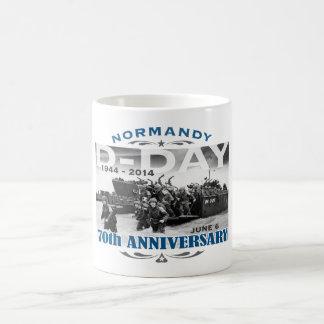 Mug Bataille d'anniversaire de le jour J