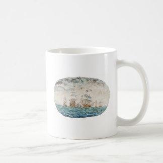 Mug Bataille de Trafalgar 1805 1998