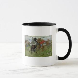 Mug Bataille entre le Scythians et