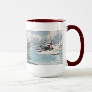 Mug Bateaux de pêche, Key West