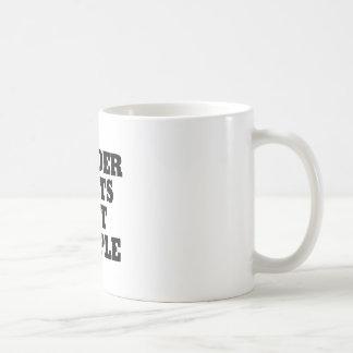 Mug Battements de meurtre