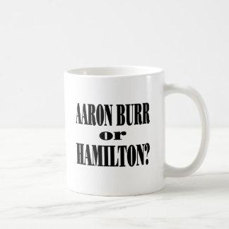 Mug Bavures ou Hamilton ?