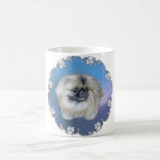 Mug Beauté bleue