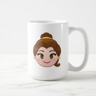 Mug Beauté et la belle d'Emoji | de bête