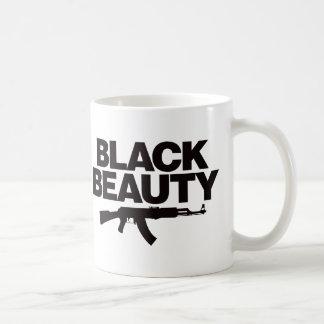 Mug Beauté noire AK - noir