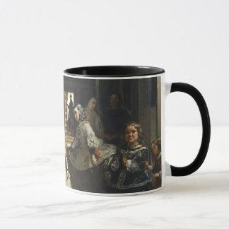Mug Beaux-arts de Las Meninas Diego Velázquez