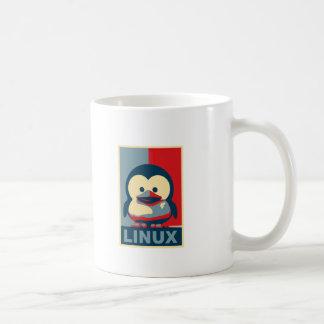 Mug Bébé Tux Linux