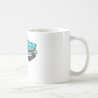 Mug Bel Air de Chevy - bleu