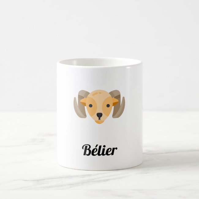 Mug Bélier