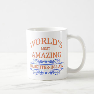 Mug Belle-fille extraordinaire