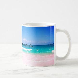 Mug Belle plage des Bahamas