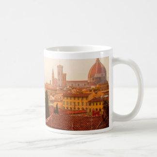 Mug Belle vue d'été de Florence