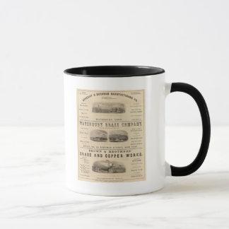Mug Benedict et Manufacturière Burnham Company