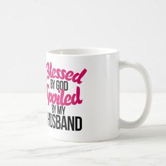 Mug Béni par un DIEU corrompu par mon mari