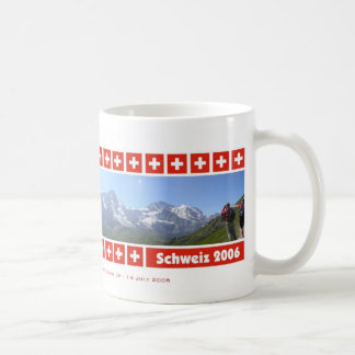 Mug Bernese sur terre
