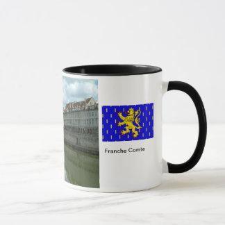 Mug Besançon, bord de mer
