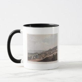 Mug Bethlehem en Palestine, vue de la partie