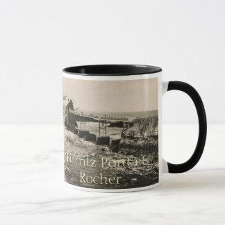 Mug Biarritz Pont et Rocher