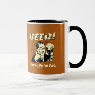 Mug Bière : La nourriture parfaite de la nature