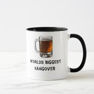 Mug bière, la plus grande gueule de bois des mondes
