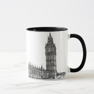 Mug ~ Big Ben de Londres